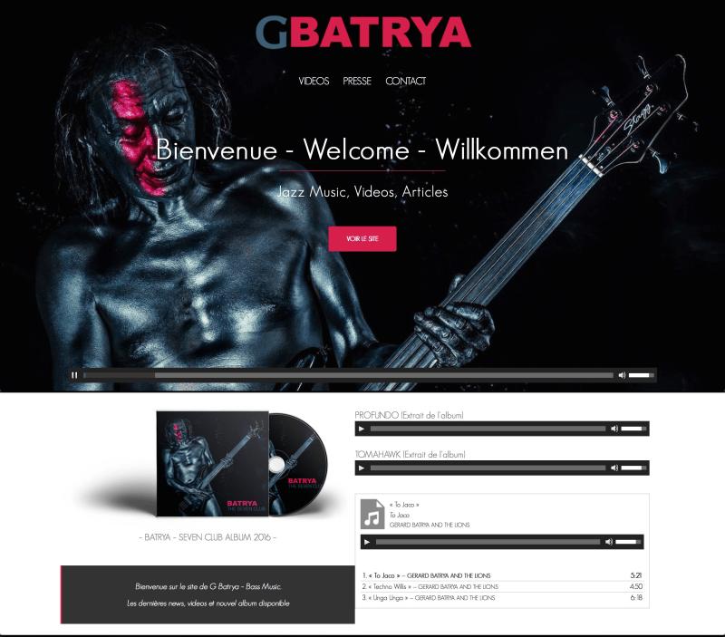 Bass Batrya - Julien Webotop