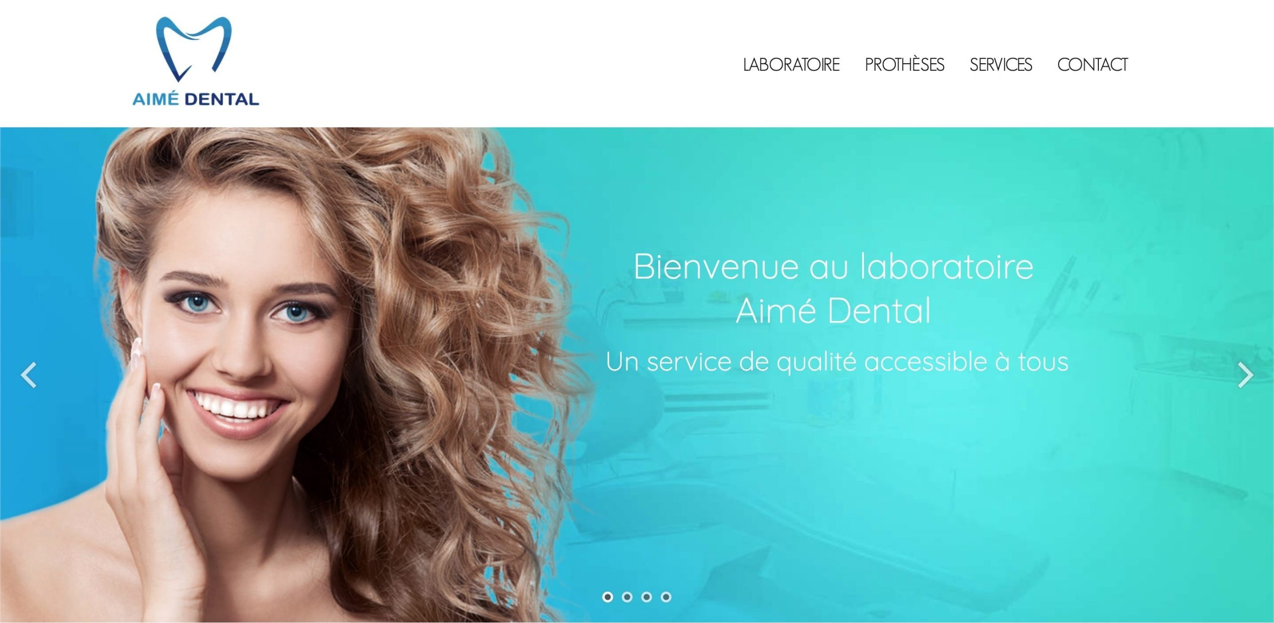 Aime Dental Laboratoire - Julien Webotop