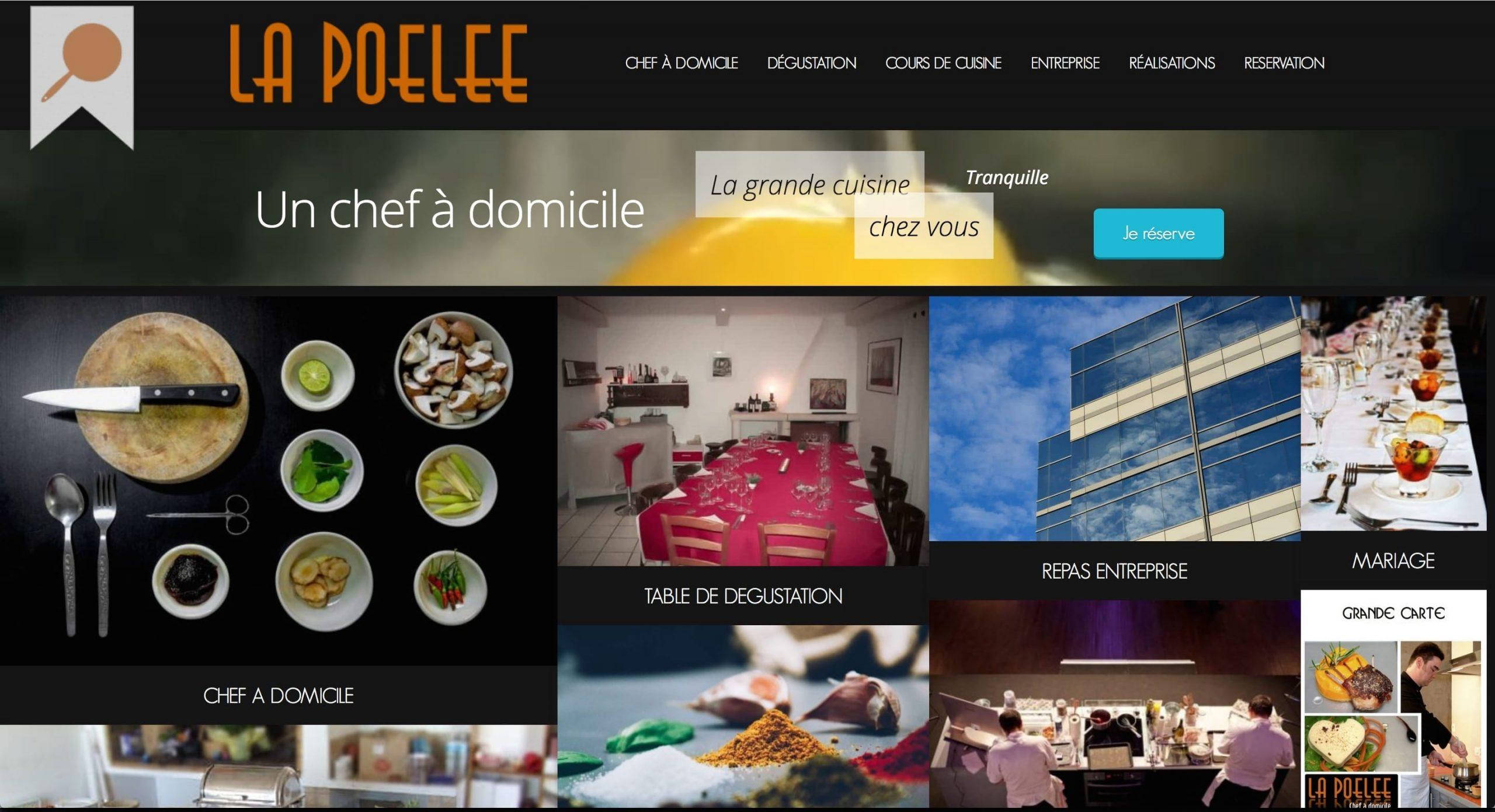 La Poelee - Julien Webotop